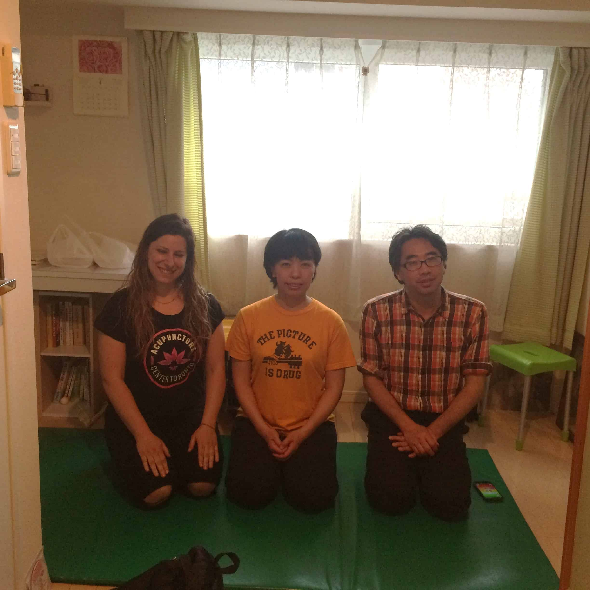 acupuncture-center-toronto-in-japan-learning-experience