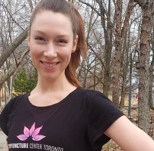Amber Kinrade R. Ac, R. TCMP Acupuncturist and Chinese Herbs Practitioner in Yorkville