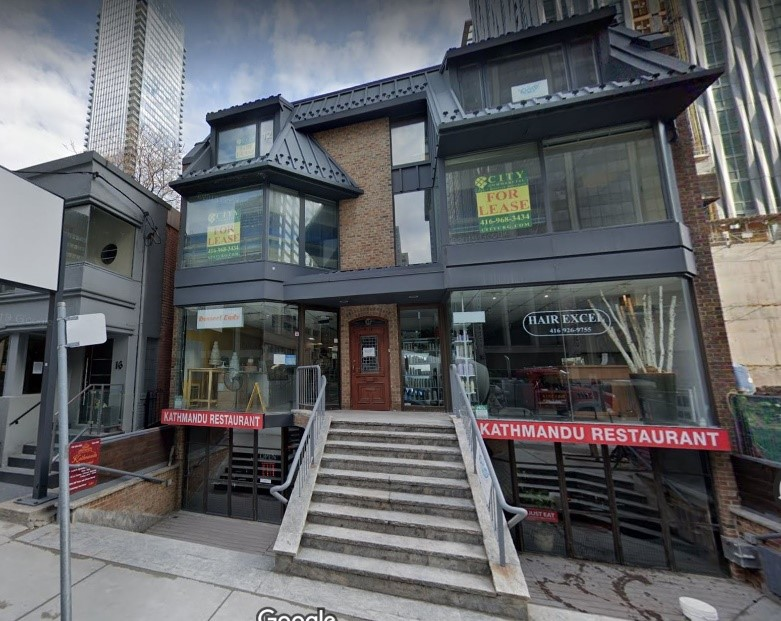 Acupuncture Center Toronto 12 Cumberland St #300