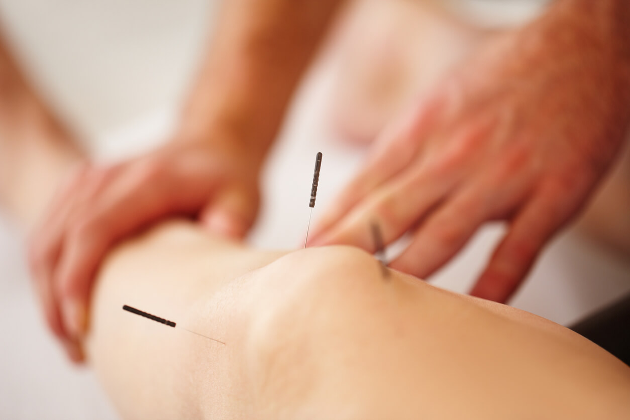 Acupuncture Center Toronto fixes knee pain and injury