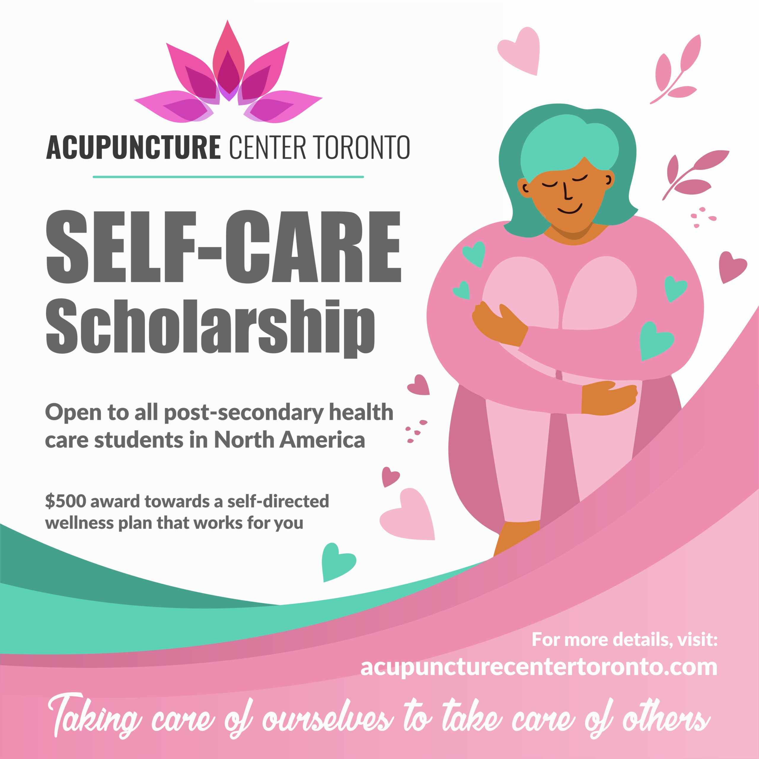 Acupuncture Center Toronto awarding $500 open to healthcare provider students