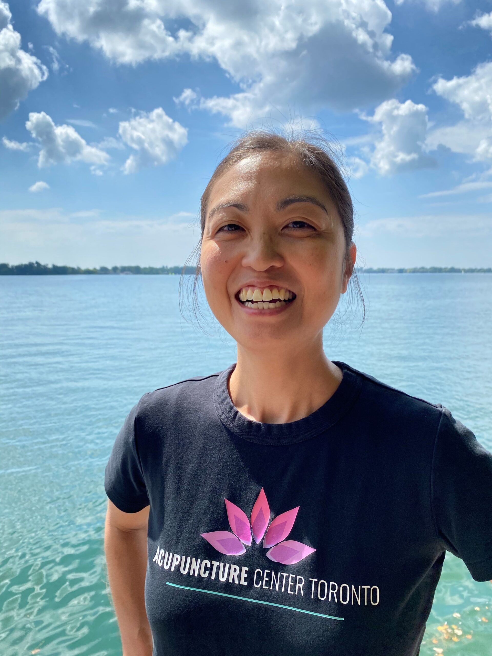 Carrie Kawahatsu R. Ac R. TCMP at Acupuncture Center Toronto